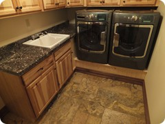 Loebig Contractors – Laundry Room
