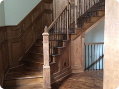 Loebig Contractors – Railing Systems