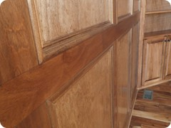 Loebig Contractors – Interior Wood-Work